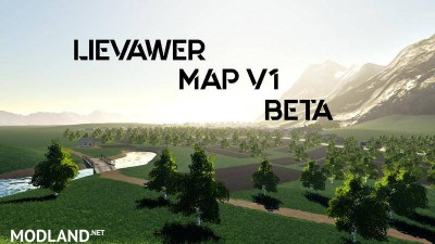 Lievawer Map v 1.0, 1 photo