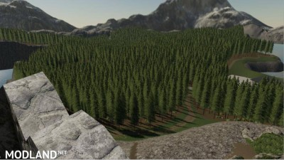 Logging In The Mountains v 1.0
