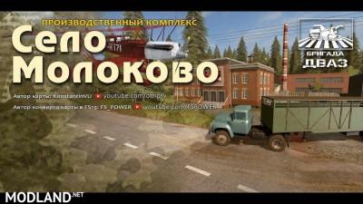 Map Molokovo Village v 2.0.2, 1 photo