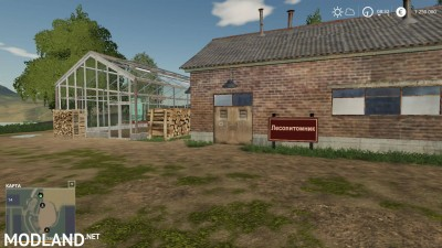 Map Rustic Acres RUS v 3.1