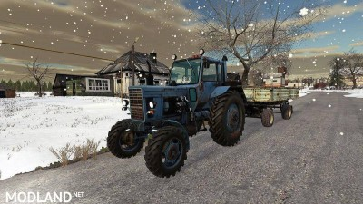 Map Village Yagodnoe (Seasons Ready) v 2.4.5, 4 photo