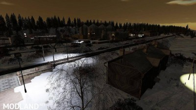 Map Village Yagodnoe (Seasons Ready) v 2.4.5, 5 photo