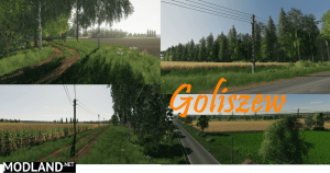 FS19 Goliszew Map