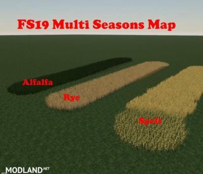 Multi Seasons Map v 1.0