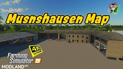 Munshausen Map v 2.2.1