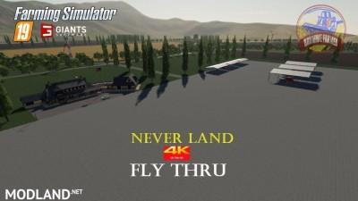 Never Land v 2.0
