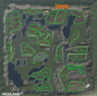 NorskSkog – Forestry Map v 1.0, 4 photo