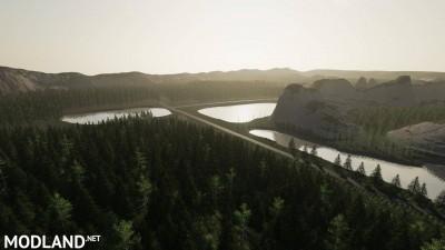 NorskSkog – Forestry Map v 1.0, 1 photo