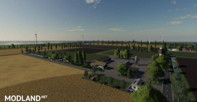 North Frisian march without trenches v 1.7, 7 photo