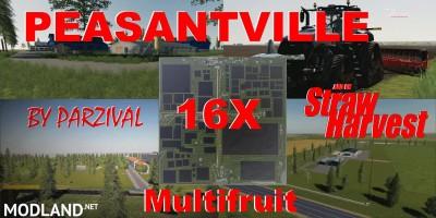 Peasantville 2 16X Production Multifruit v 2.2