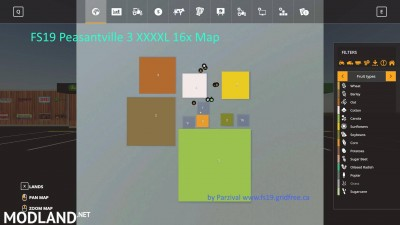 Peasantville 3 XXXXL 16x map 3 v1.1.1 Beta, 1 photo