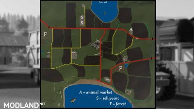 PeterVill Farm Map v 1.0, 3 photo
