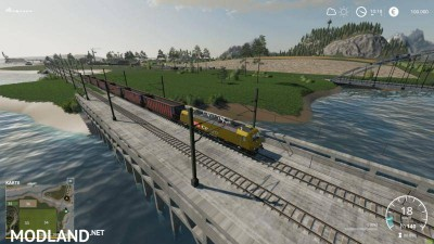 River valley Train extension v 4.1.2, 2 photo