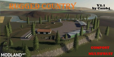 RUGGED COUNTRY 4X v 2.1 - Direct Download image