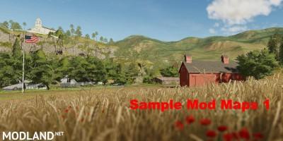 Sample mods map us complete v 1.0