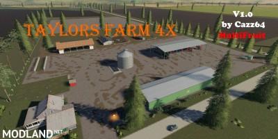 Taylor's Farm Multifruit 4x v 1.0.1, 1 photo