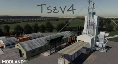 TSZ map v4.0