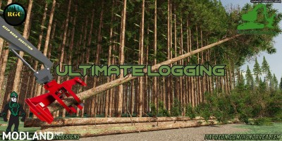 Ultimate Logging Map v 1.0, 2 photo