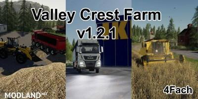 Valley Crest Farm 4x v 1.2.1, 1 photo