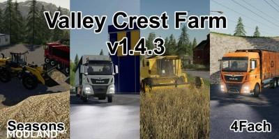 Valley Crest Farm 4x v 1.4.3, 1 photo
