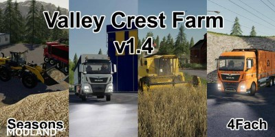 Valley Crest Farm 4x v 1.4, 1 photo
