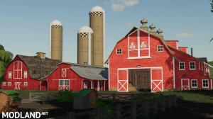 FS19 Westbridge Hills 1.1 MultiFruit Map with Patch 1.2.1 Fix