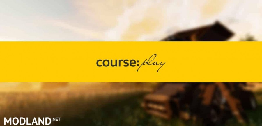 FS 19 CoursePlay