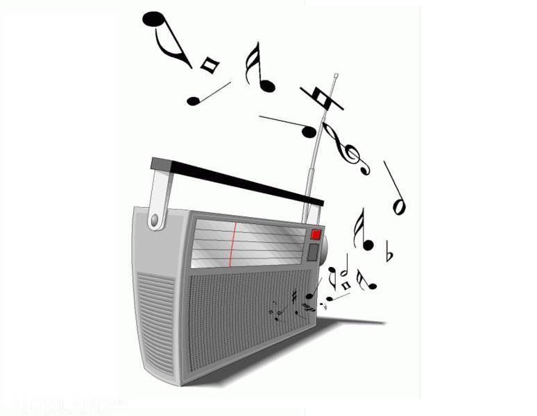 My radio music