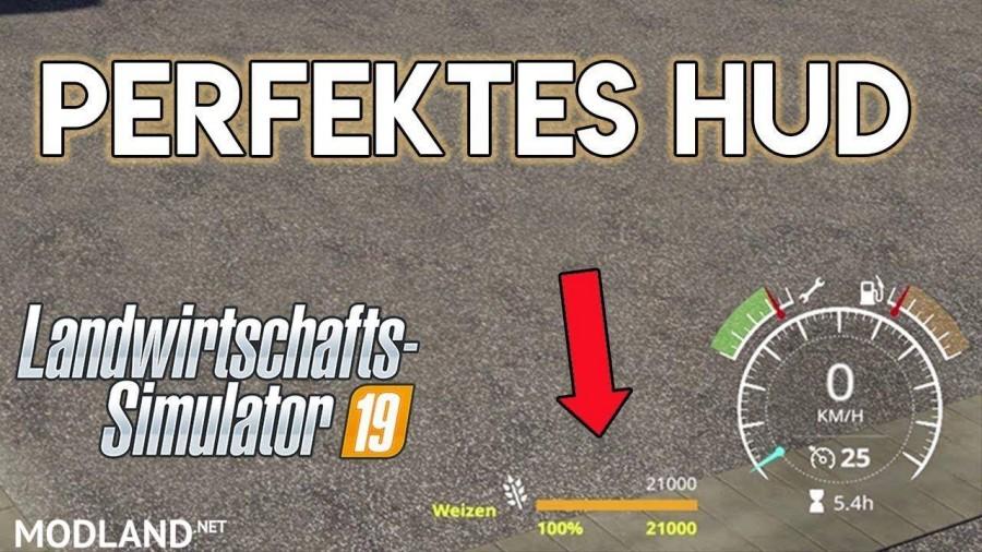 VehicleFruit Hud v 0.4 BETA