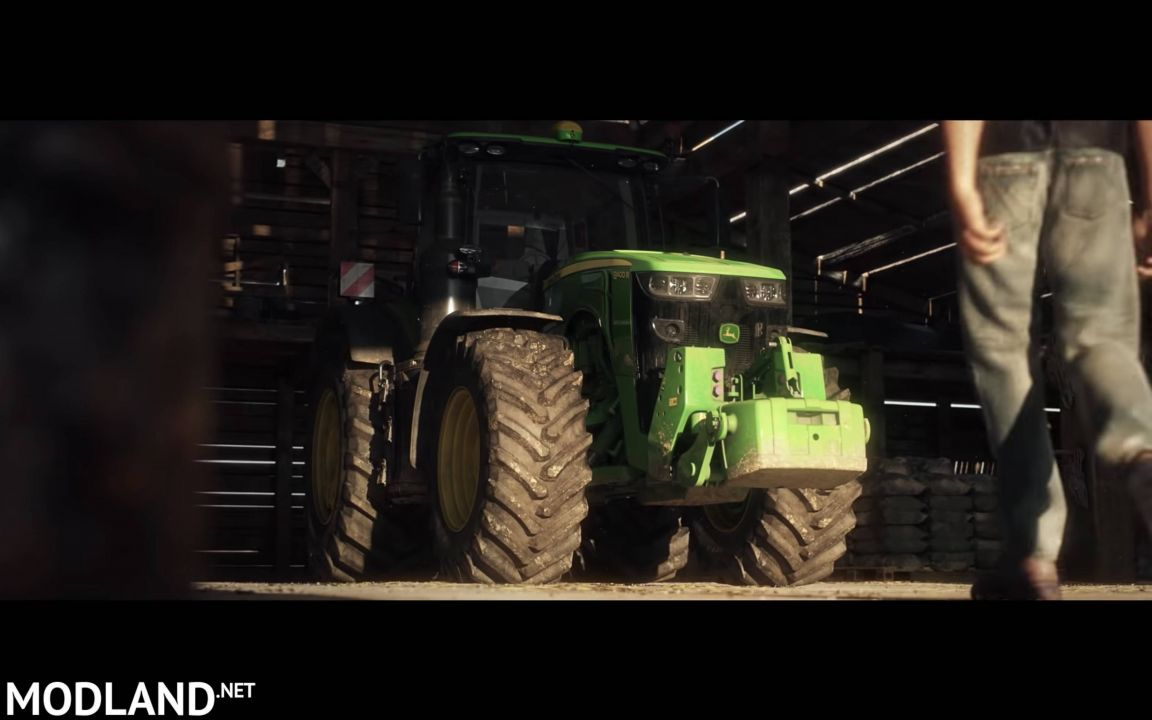 Farming Simulator 19 Comes Loaded with Exciting New Features and an Iconic Brand