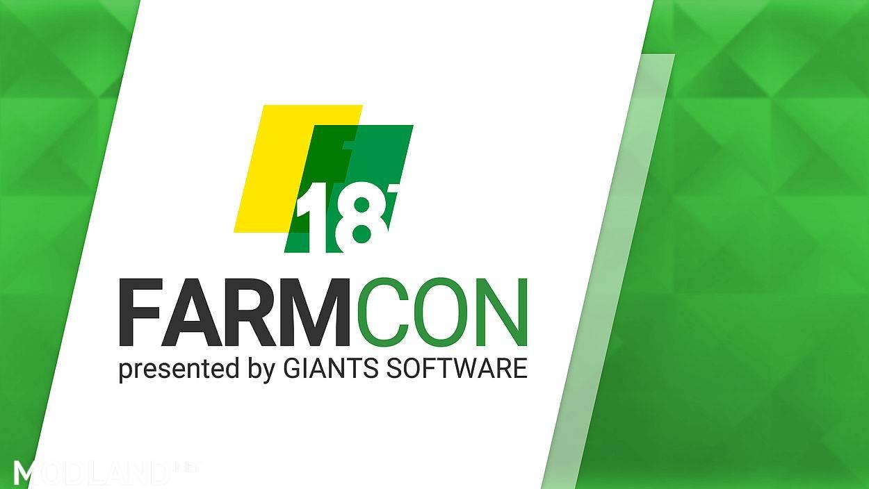 Farming Simulator 19 to be Announced in FarmCon 2018?
