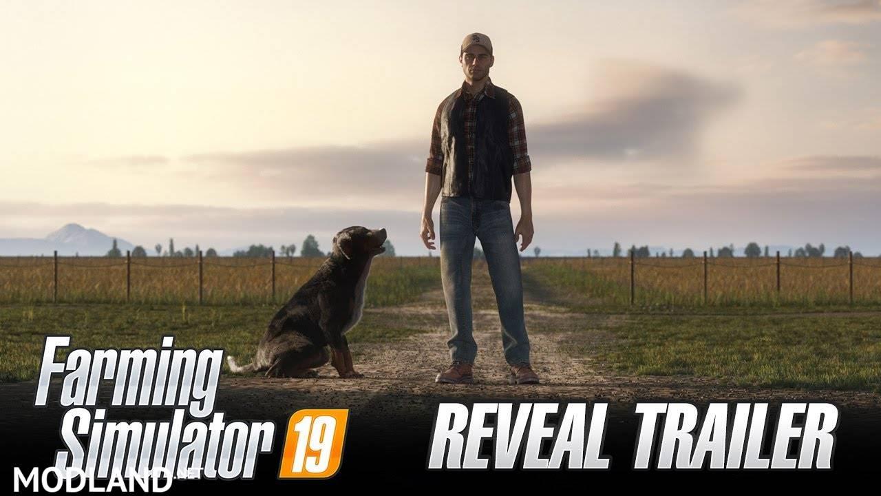 Farming Simulator 19 Revealed!