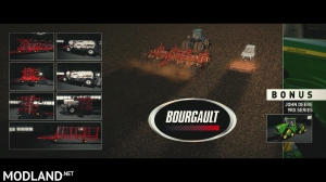 FARMING SIMULATOR 19: BOURGAULT DLC, 1 photo