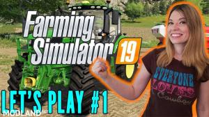 FIRST REACTION AND FS19 GAMEPLAY - LS19 EARLY ACCESSES