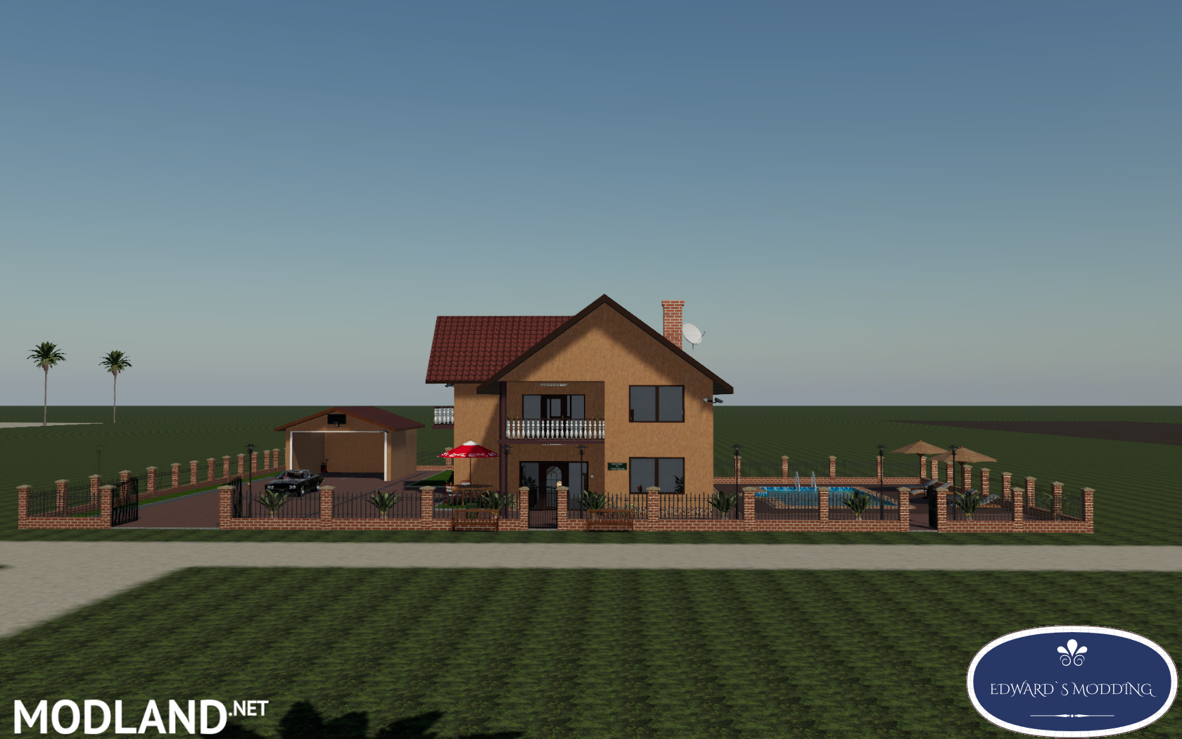 Farm House Fs19