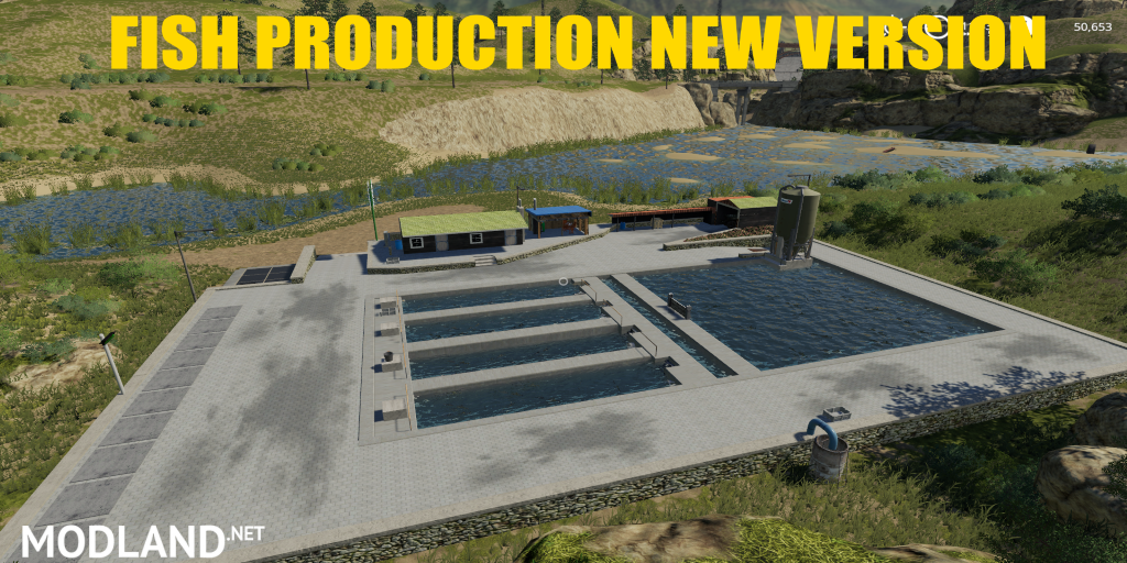 FISH PRODUCTION NEW VERSION