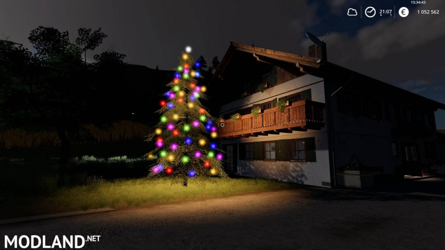 Christmas Tree By DonPaul