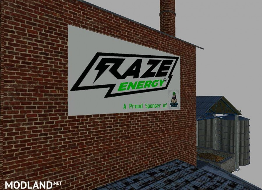 Raze Energy Drink Factory