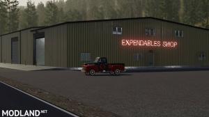EXP19 Shop, 1 photo