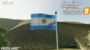Argentina Flag v 1.0 - External Download image