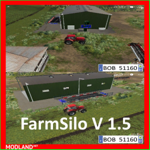 FS19 FARMSILO (REWORKED BY BOB51160), 1 photo