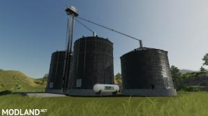 US grain silo complex with dryer(FIX), 5 photo