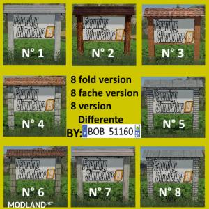 Farming Simulator 19 panels, 1 photo