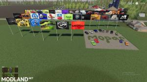 Mopar Flag Pack, 1 photo