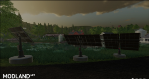 FS 19 Placeable Solar Panels, 3 photo