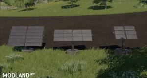 FS 19 Placeable Solar Panels, 1 photo