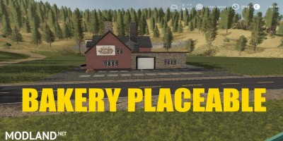 Bakery Placeable v 1.05