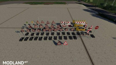 Barrier pack placeable v 4.0
