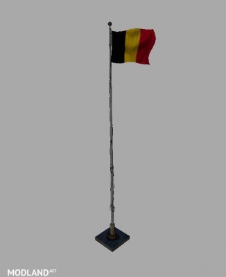 Belgium Flag v 1.0, 1 photo
