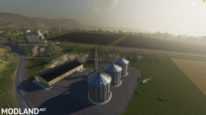 Placeable Animated Large Grain Storag Complex, 2 photo